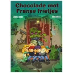 Chocolade met Franse frietjes 1e druk 2003