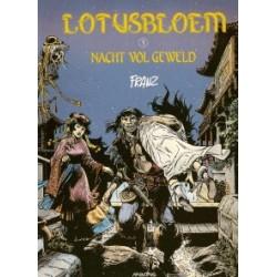 Lotusbloem setje Deel 1 t/m 9 1e drukken* 1988-2006