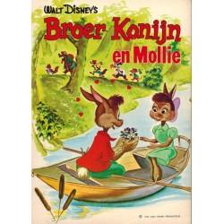 Broer Konijn en Mollie (kleur-uitgave) 1e druk 1963 perfect