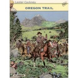 Lester Cockney 08<br>Oregon trail