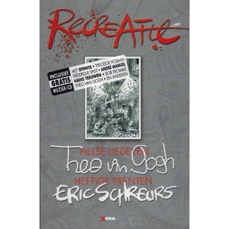 Schreurs strips HC Recreatie Helse teksten, heftige prenten (met gratis muziek CD)