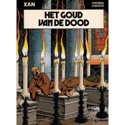 Xan set deel 1 & 2 1e drukken 1984-1985 (Tristan)