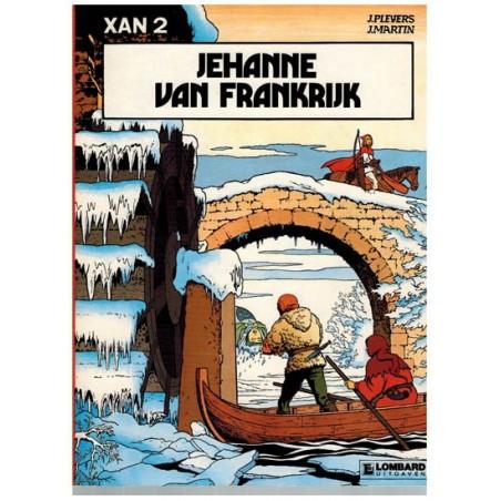 Xan 02 Jehanne van Frankrijk (Tristan) 1e druk 1985