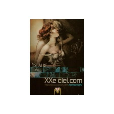 Yslaire strips XXe ciel.com 02 Memoires99 HC