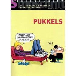 Stripschrift 446 70 Jaar Blake & Mortimer, Belgie gestript & straatkrantenstrips