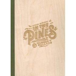 Kriek strips Luxe HC In the pines Murderballads (met CD)