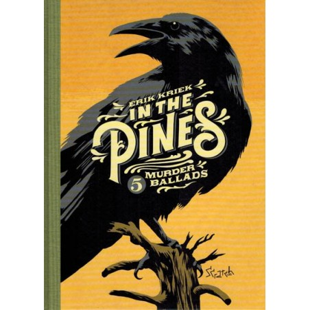 Kriek strips HC In the pines Murderballads (met CD)