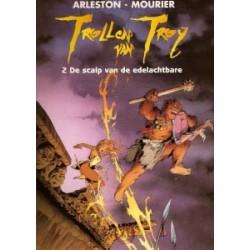 Trollen van Troy<br>02 De scalp van de edelachtbare
