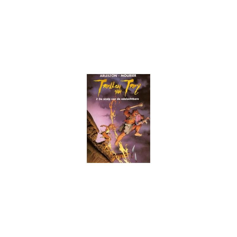 Trollen van Troy 02 De scalp van de edelachtbare