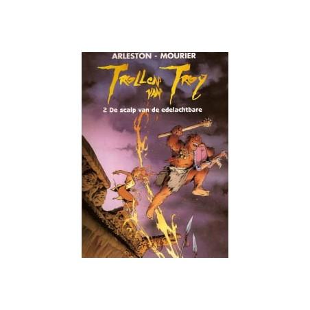 Lanfeust Trollen van Troy T02 De scalp van de edelachtbare