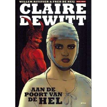 Claire Dewitt 02 Aan de poorten van de hel