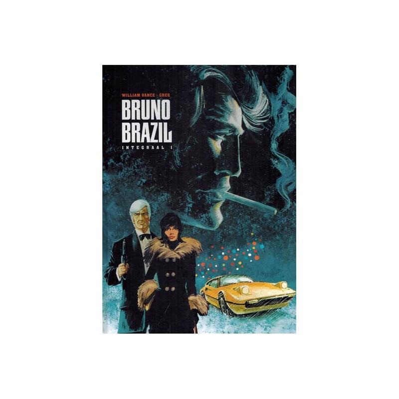 Bruno Brazil   integraal set * deel 1 t/m 3 HC