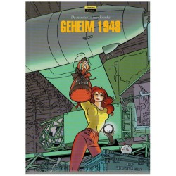 Franka  HC 23 Geheim 1948