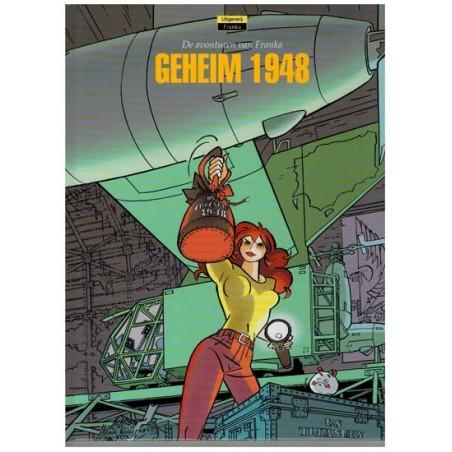 Franka HC 23 Geheim 1948 1e druk 2016