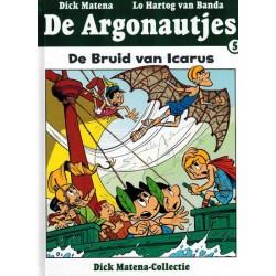 Argonautjes HC 05 De bruid van Icarus