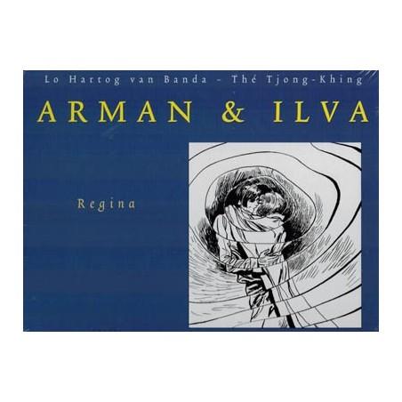 Arman & Ilva  set deel 1 t/m 15 HC + Storende verhalen 1 & 2 HC + De striptekenkunst van The Tjong-Khing