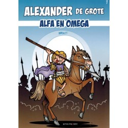 Alexander de grote 01 Alfa en Omega