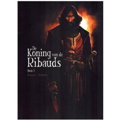 Koning van de Ribauds boek 1