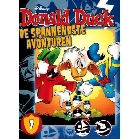 Donald Duck  Spannendste avonturen 07 door Daan Jippes