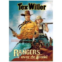 Tex Willer  01 Rangers over de grens!