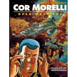 Cor Morelli  Open dossier 01 Telefoon uit Andromeda