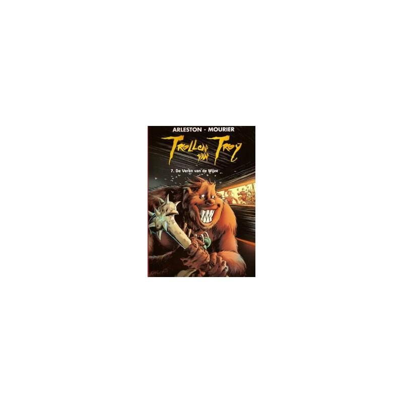 Trollen van Troy 07 De veren van de wijze