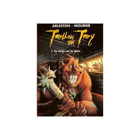 Lanfeust Trollen van Troy T07 De veren van de wijze