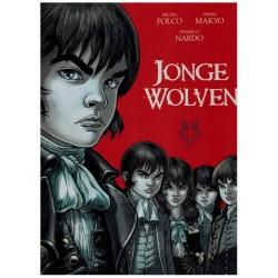 Jonge wolven HC 01 (naar Michel Folco)
