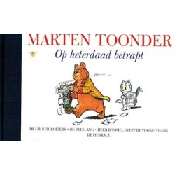 Bommel  Heer Bommel & Tom Poes 09 Op heterdaad betrapt HC