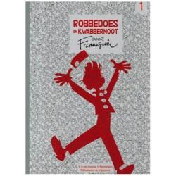 Robbedoes   en Kwabbernoot integraal 01 HC