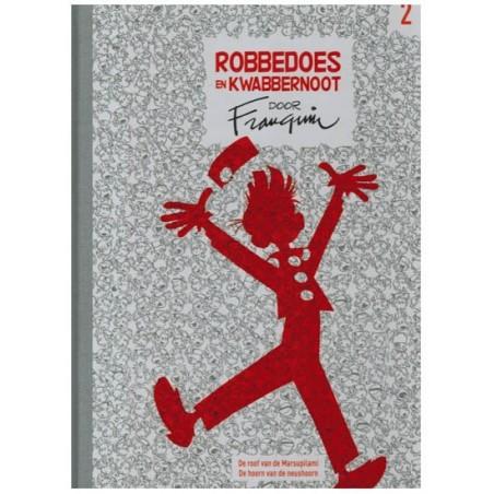 Robbedoes   en Kwabbernoot integraal 02 HC