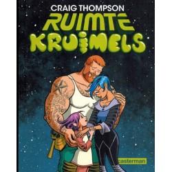 Thompson strips Ruimtekruimels