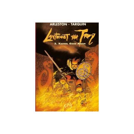Lanfeust   van Troy I 03 Kasteel goud azuur
