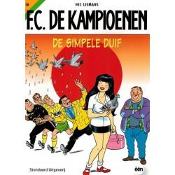 FC De Kampioenen 18 De simpele duif