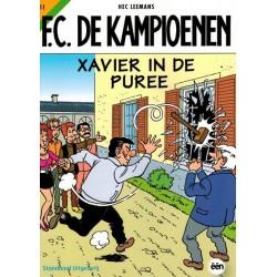 FC De Kampioenen 11 Xavier in de puree