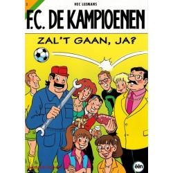 FC De Kampioenen 01 Zal 't gaan, ja?
