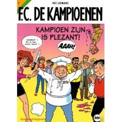 FC De Kampioenen 07 Kampioen zijn is plezant!