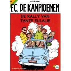 FC De Kampioenen 54 De rally van tante Eulalie