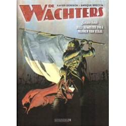 Wachters set deel 1 t/m 3 HC 1e drukken 2010-2011