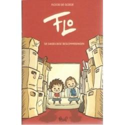 Flo set deel 1 t/m 6 1e drukken 2004-2007*