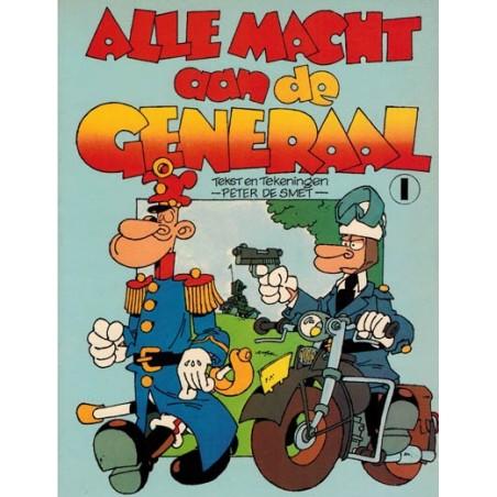 Generaal set deel 1 t/m 11 1e- & herdrukken 1981-1986