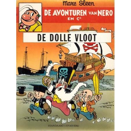 Nero 052 De dolle vloot 1e druk 1977