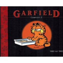 Garfield  Compleet 02 HC 1980 tot 1982