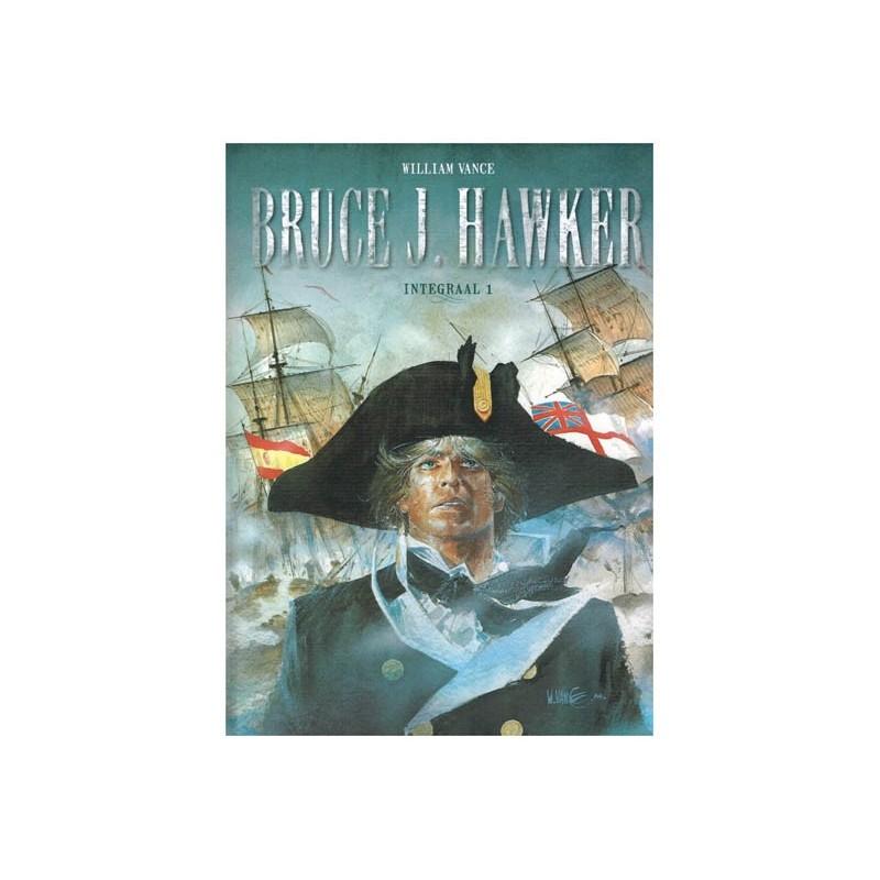 Bruce J. Hawker integraal 01 HC