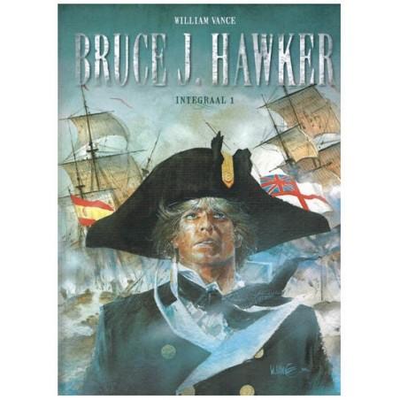 Bruce J. Hawker   integraal set deel 1 & 2 HC