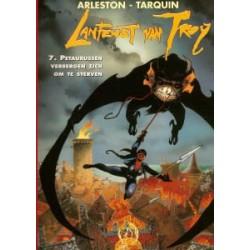 Lanfeust van Troy 07 Petaurussen verbergen zich om te sterven