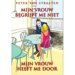 Van Straaten boeken Mijn vrouw begrijpt me niet / Mijn vrouw heeft me door