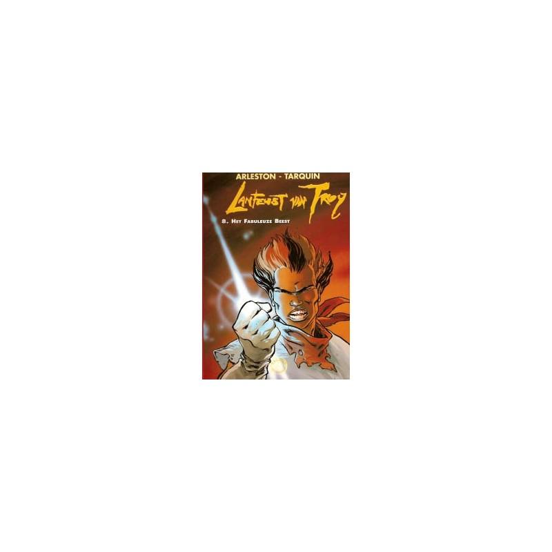 Lanfeust van Troy 08 Het fabuleuze beest