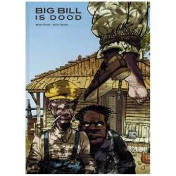 Big Bill is dood 01 HC