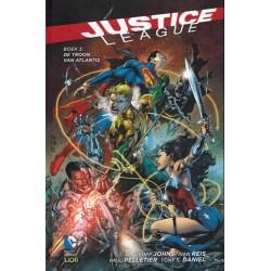 Justice League NL HC 03 De troon van Atlantis